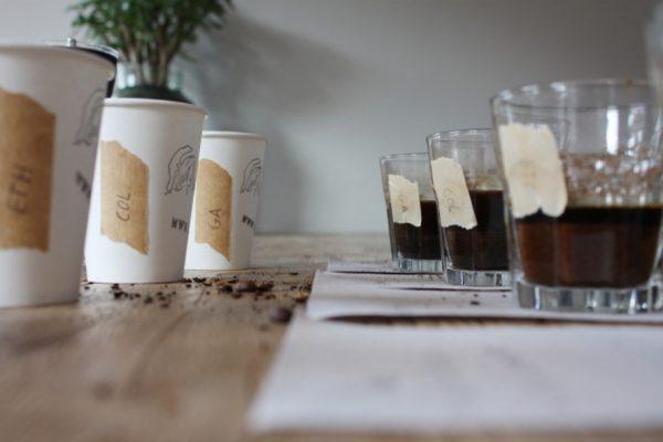 hoe proef je een espresso?