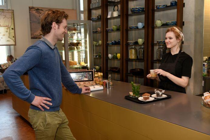 Museumcafé Volkenkunde schenkt lekkerste koffie