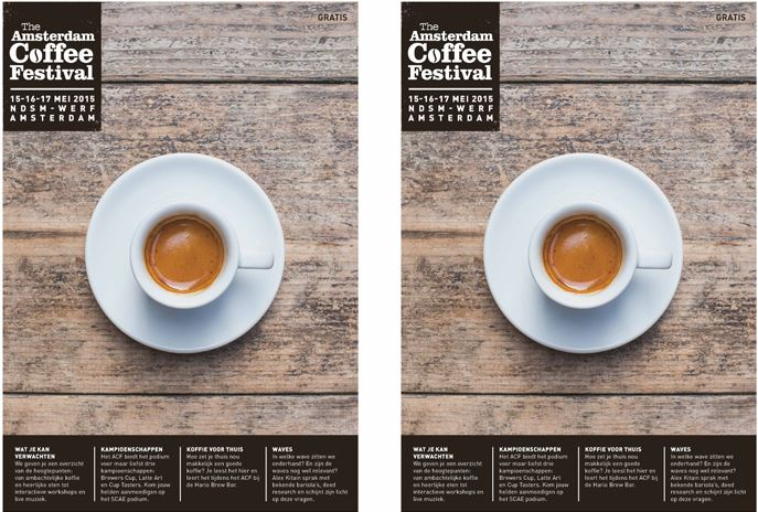 Amsterdam Coffee Festival magazine 2015
