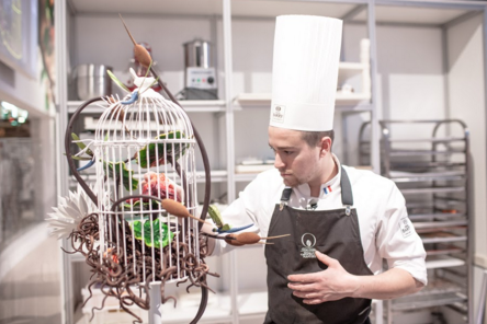 Vincent Vallée wint World Chocolate Masters