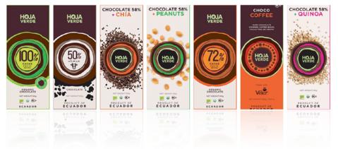 25 x Ecuador's Fine Taste pakketten t.w.v. € 35,90