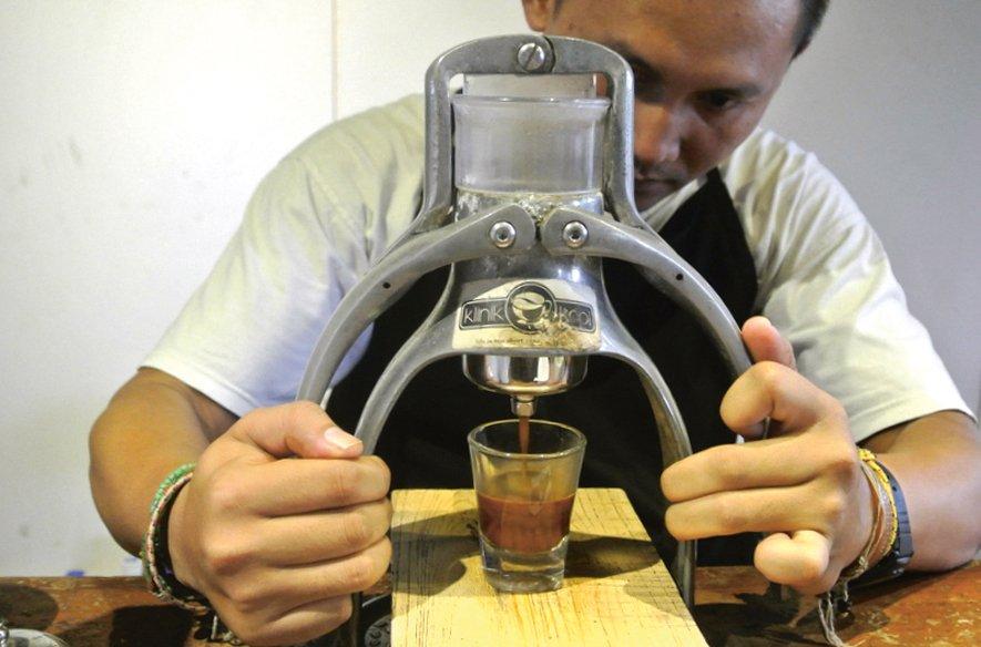 Coffee clinic