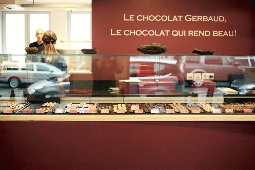 Chocolats Gerbaud