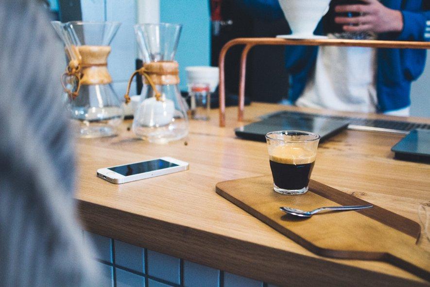 Koffie Leute