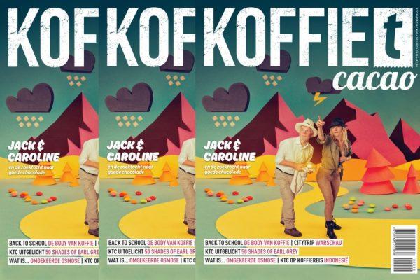 koffieTcacao magazine #20