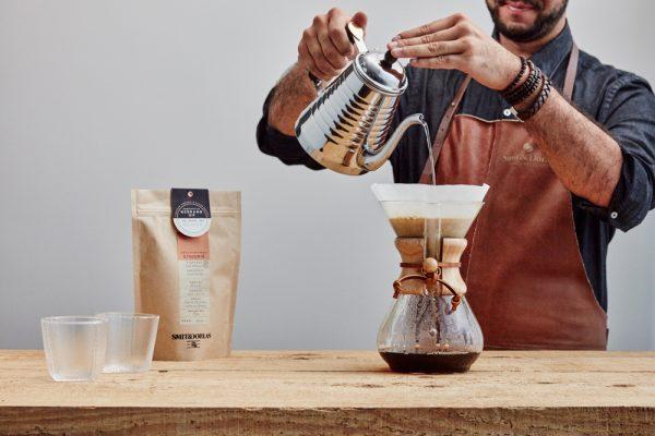 single estate koffie