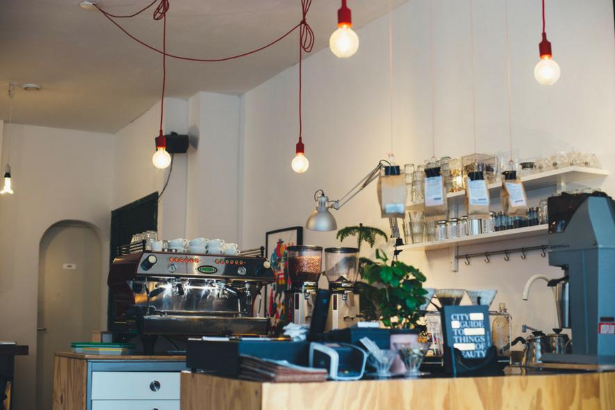 koffie in Breda