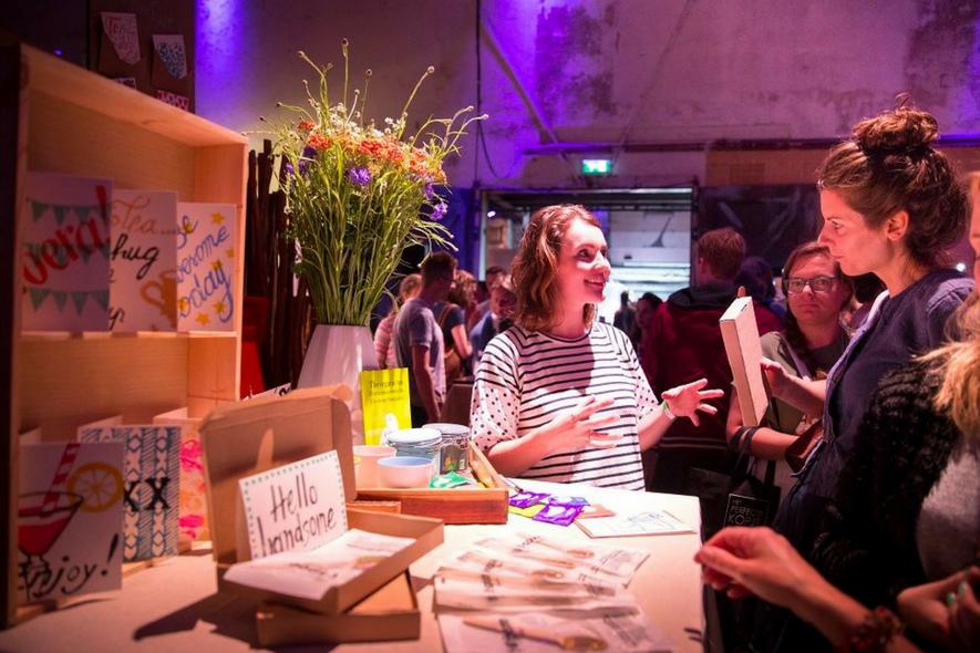 Dutch Tea Festival 2017 - theemarkt