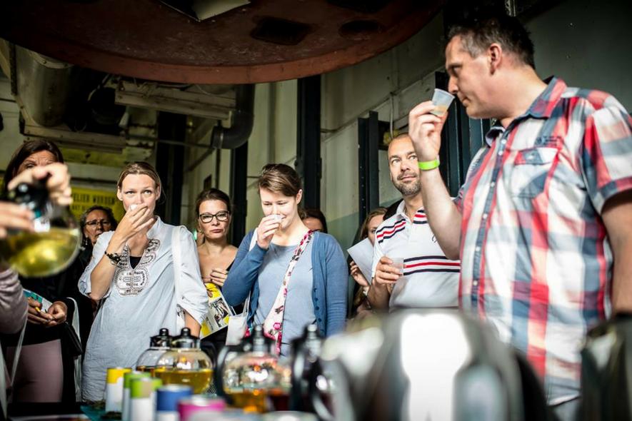 Dutch Tea Festival 2017 - Workshops en tasting