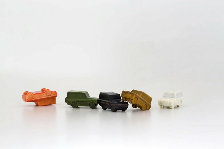 Land Rover - pralines