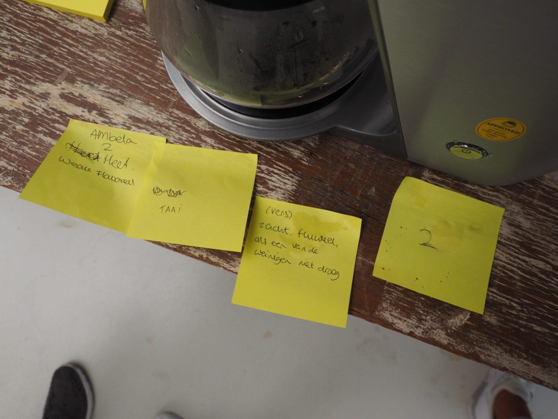 Batch Brew Koffietest