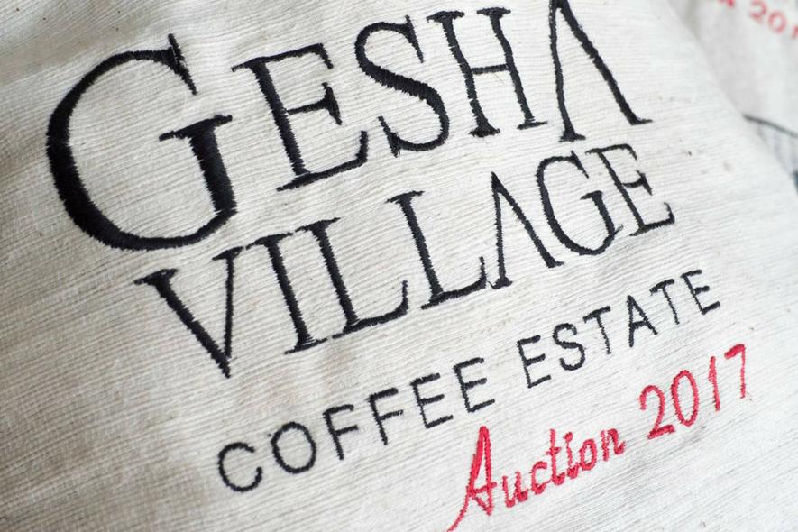 Ethiopische Geisha koffie - Gesha Village Coffee Estate - Ethiopië