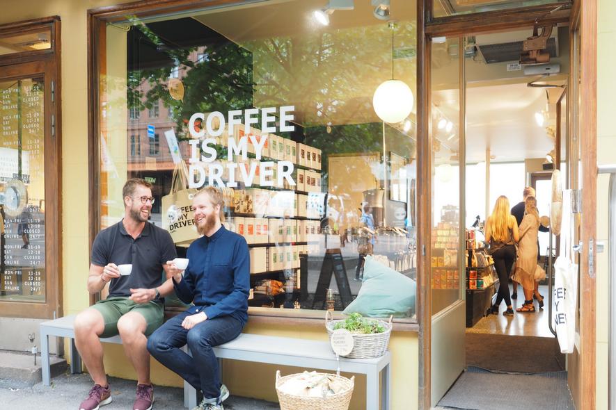koffieTcacao 24 - Helsinki citytrip