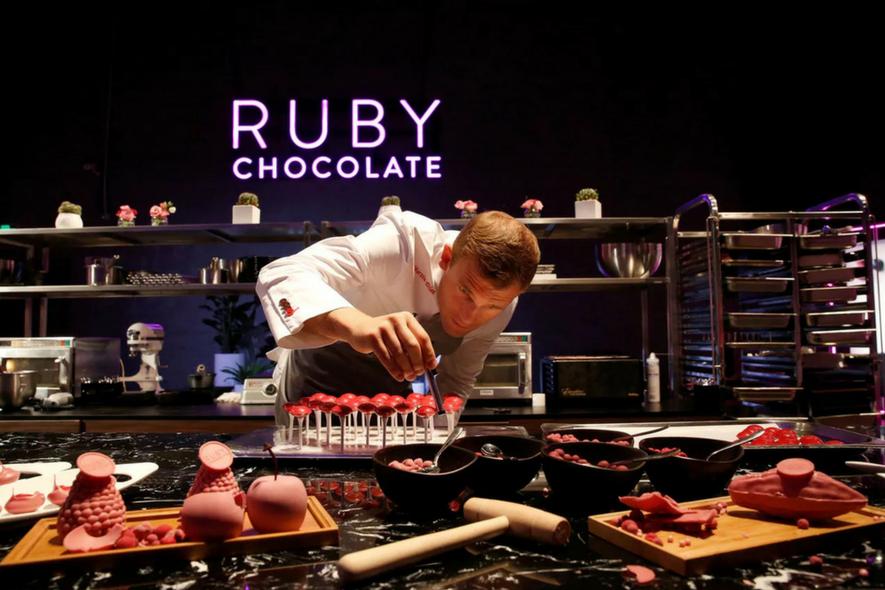 Barry Callebaut Ruby