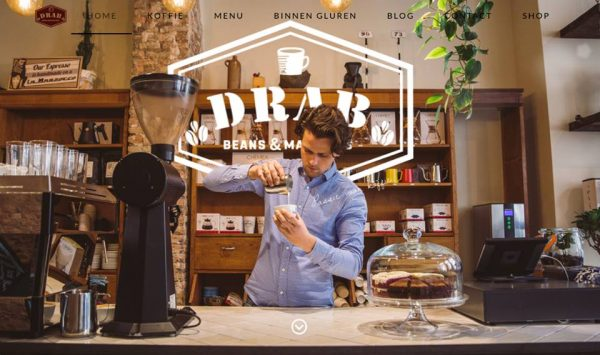 Spotified Drab Coffee