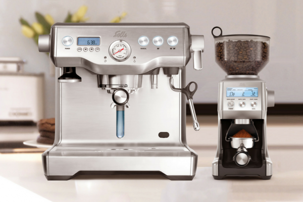 Blogpost -Solis Espressomachine barista triple heat