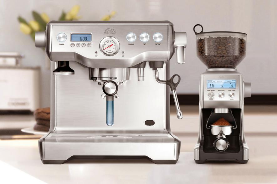 Blogpost -Solis Espressomachine barista triple heat