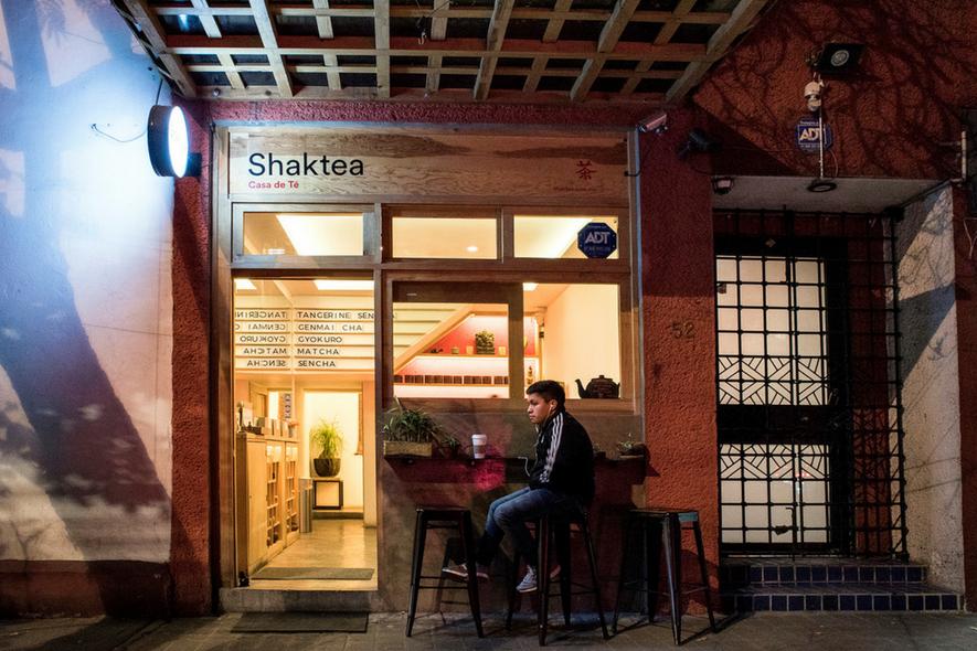 MEXICO-STAD | Shaktea