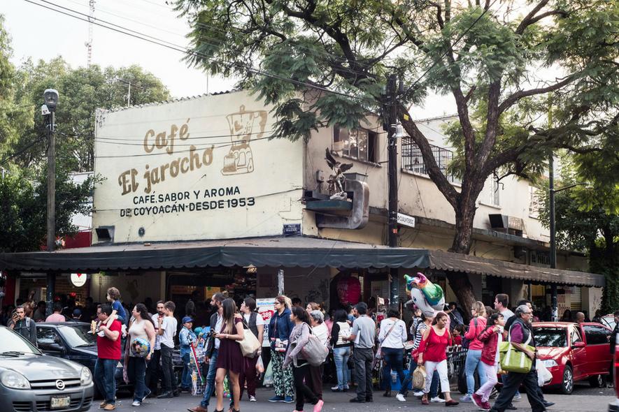 KTC CITYTRIP: MEXICO-STAD