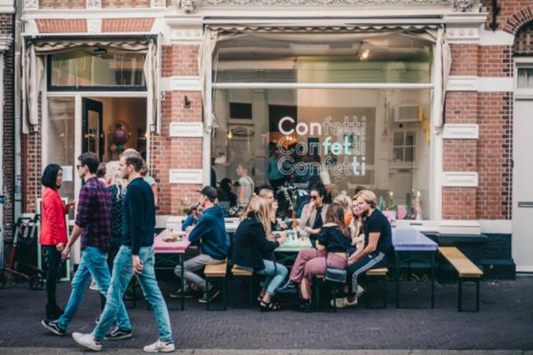 koffie Den Haag