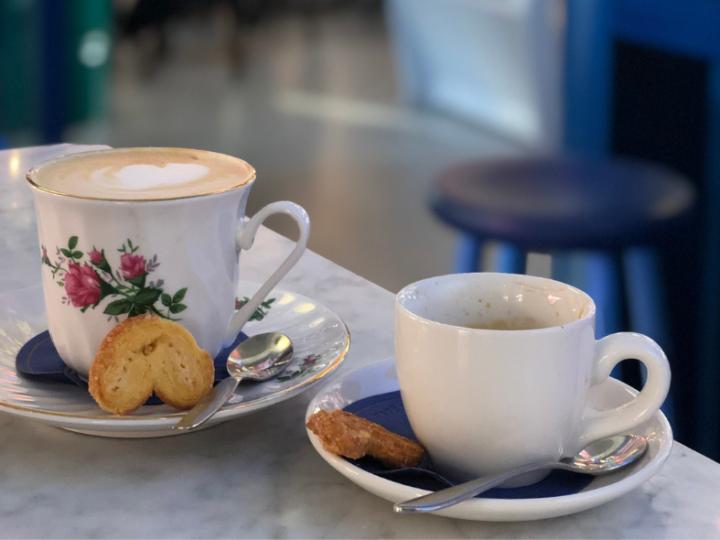 5x koffie in Het Industriegebouw | Rotterdam