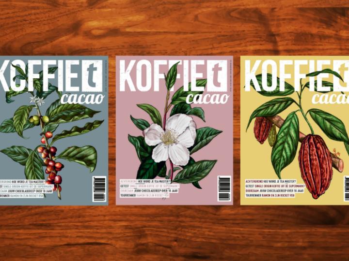 koffieTcacao 30: een ode aan de plant