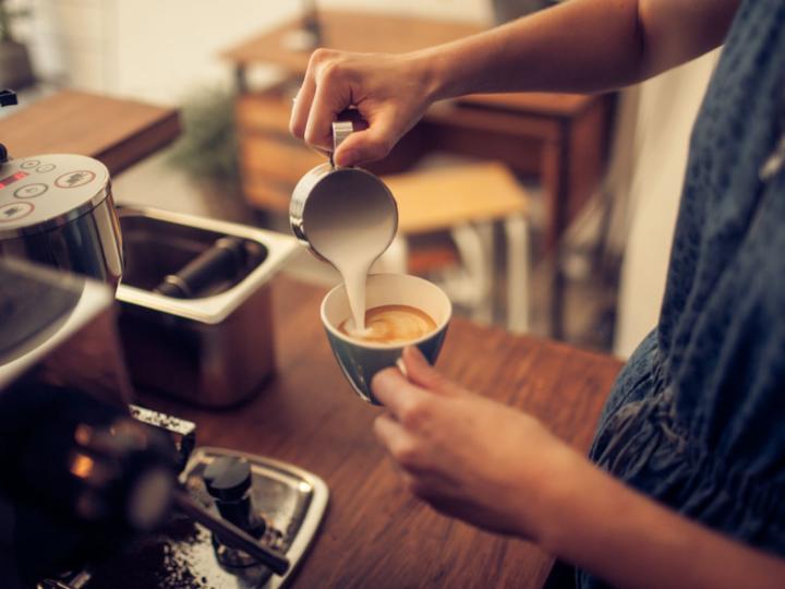 Spotified Koffie en Staal Leuven