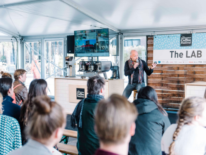 Programma The LAB – Amsterdam Coffee Festival