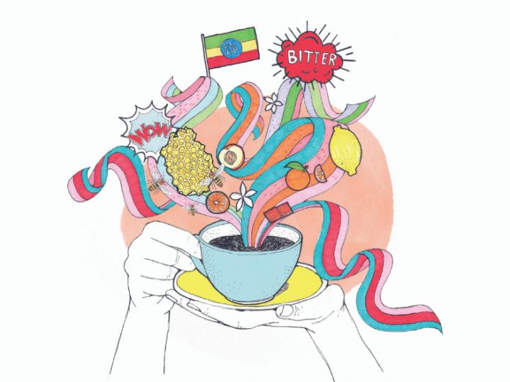 #hoedan: koffie en thee leren proeven!