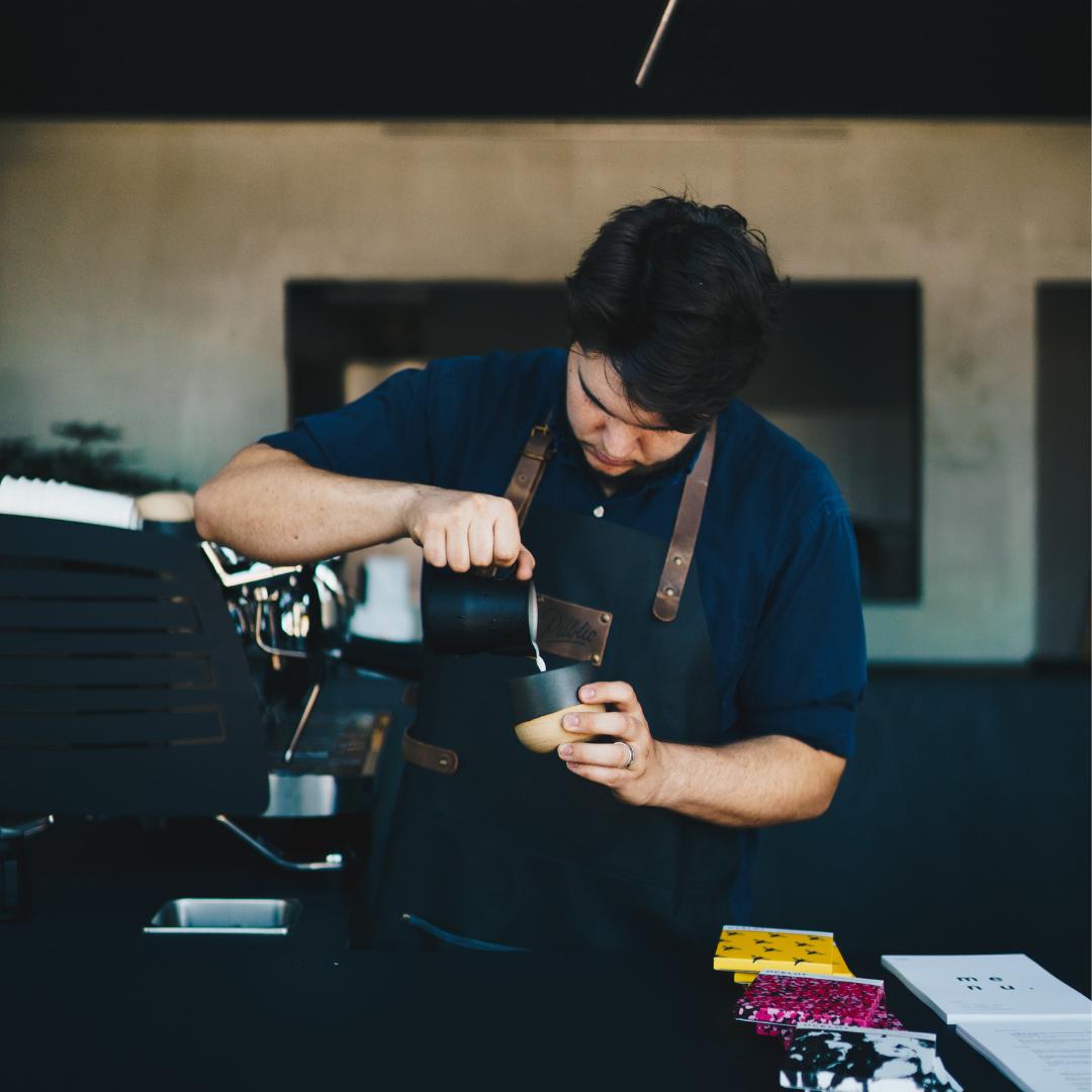 gespot koffiezaak amsterdam