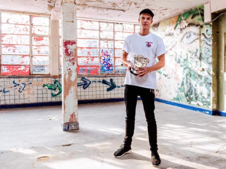 Rob Clarijs wint Coffee Masters™ London 2019