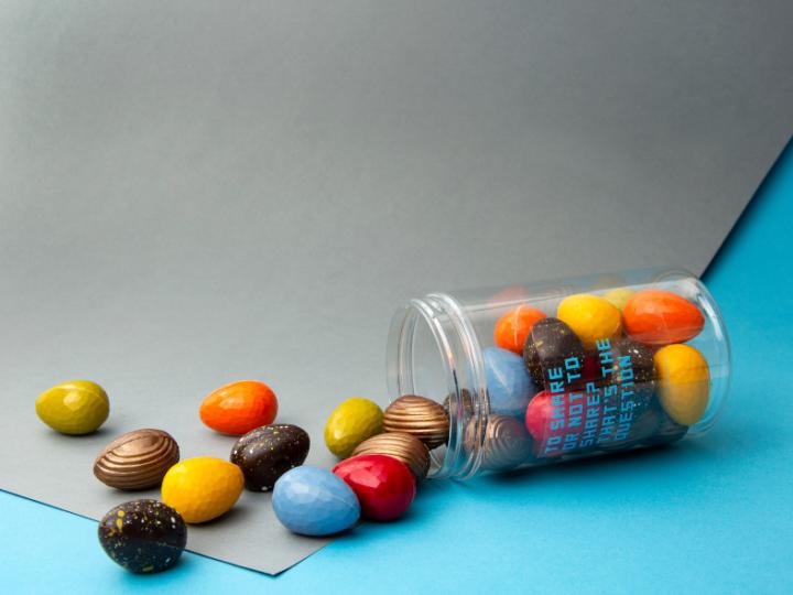 "Friandries: ""Bonbons van deze tijd"""