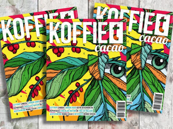 koffieTcacao 31: festivals, pionieren, latte art en meer