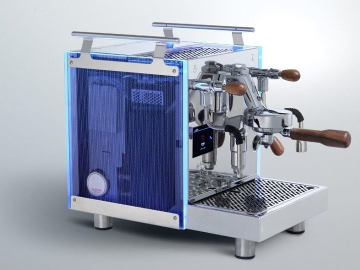 KTC test espressomachine Bezzera Matrix
