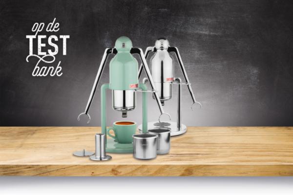 test Cafelat Robot