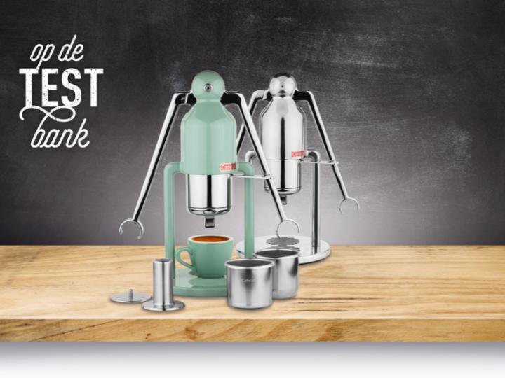 KTC test de Cafelat Robot