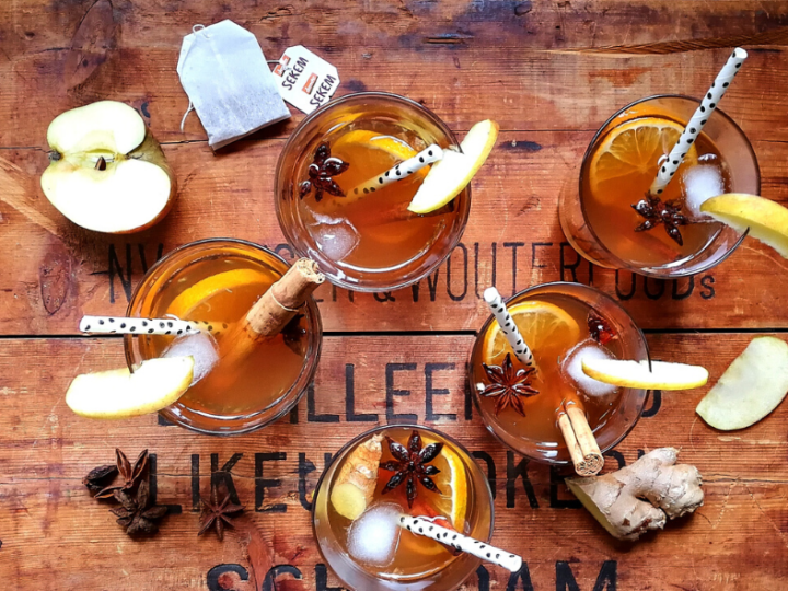 Recept: winterse theecocktail