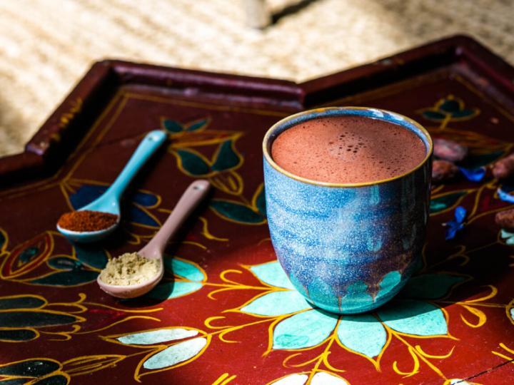 4 redenen waarom pure cacao gezond is