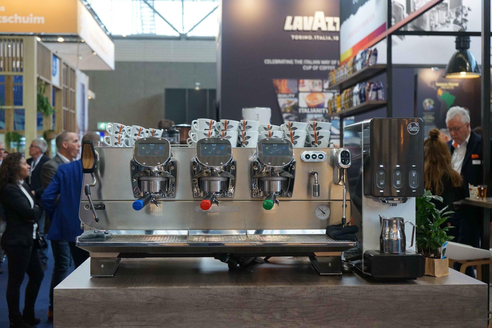 Horecava 2020 espressomachine voor horeca