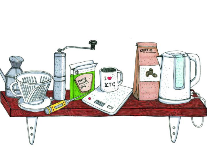 #hoedan: thuis de beste budgetvriendelijke filterkoffie zetten!