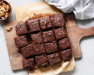 recept brownie