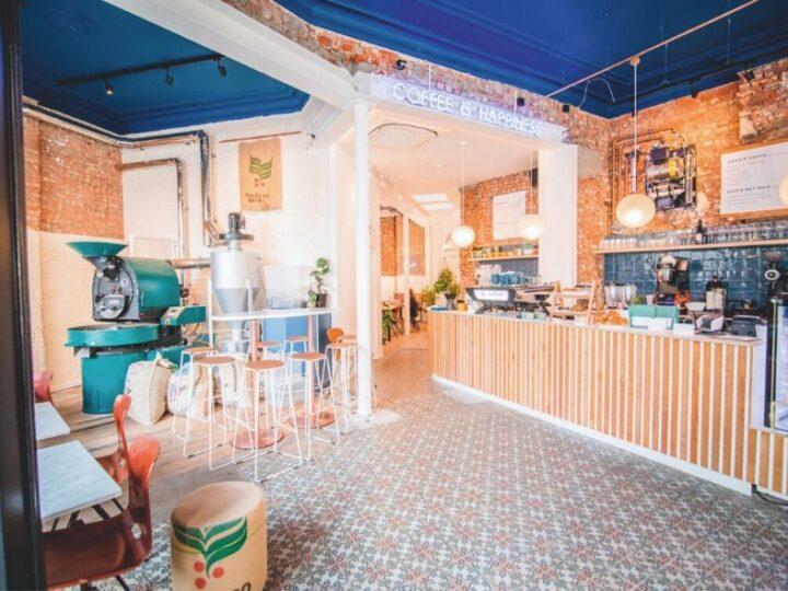 Madmum Coffee Roastery & Bar | Leuven