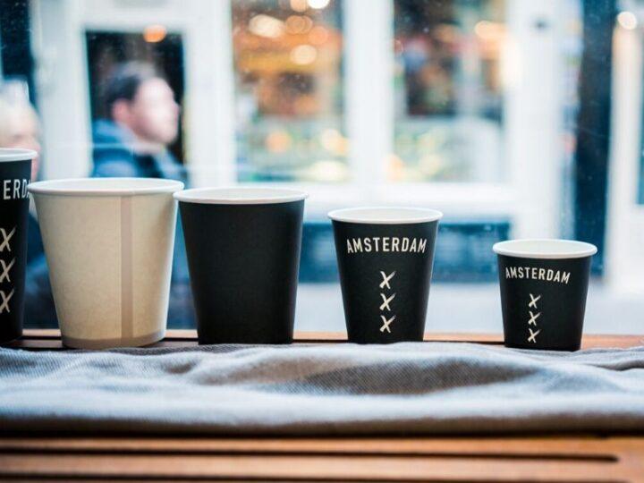 20x koffie to-go in Amsterdam tijdens de Coronacrisis