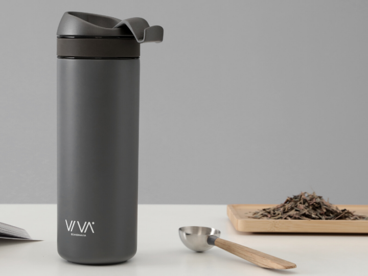 KTC test de VIVA Recharge thee-infuser