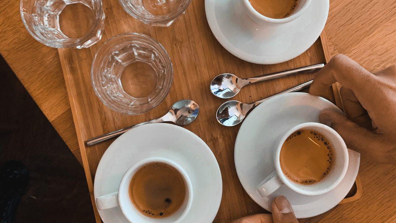 Brussels Coffee Week 2020 Coffee