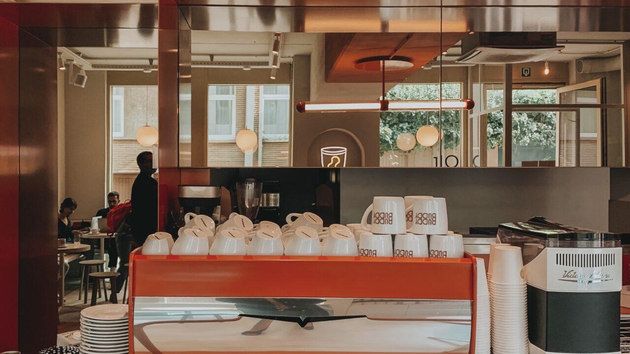 Brussels Coffee Week 2020 Bar