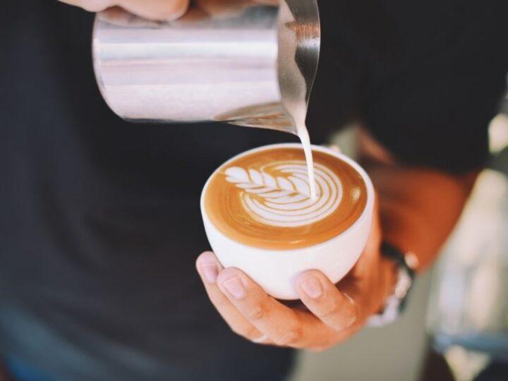 #hoedan: latte art schenken