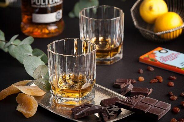 whisky en chocolade pairing