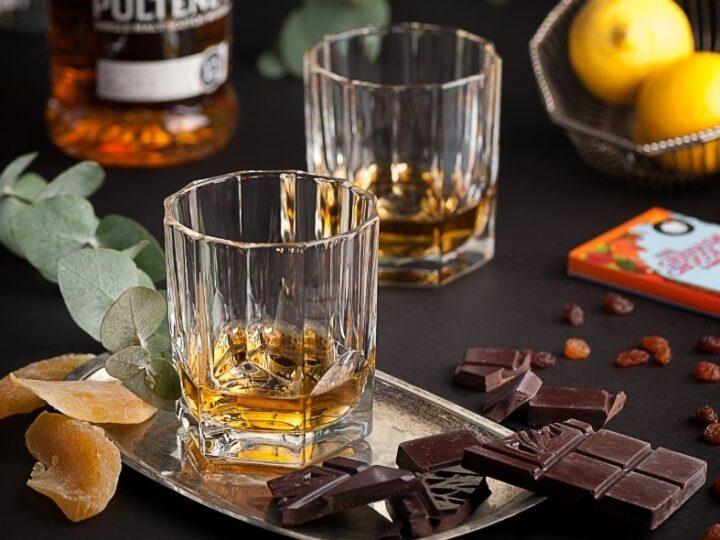 Whisky en chocolade: zo match je ze!