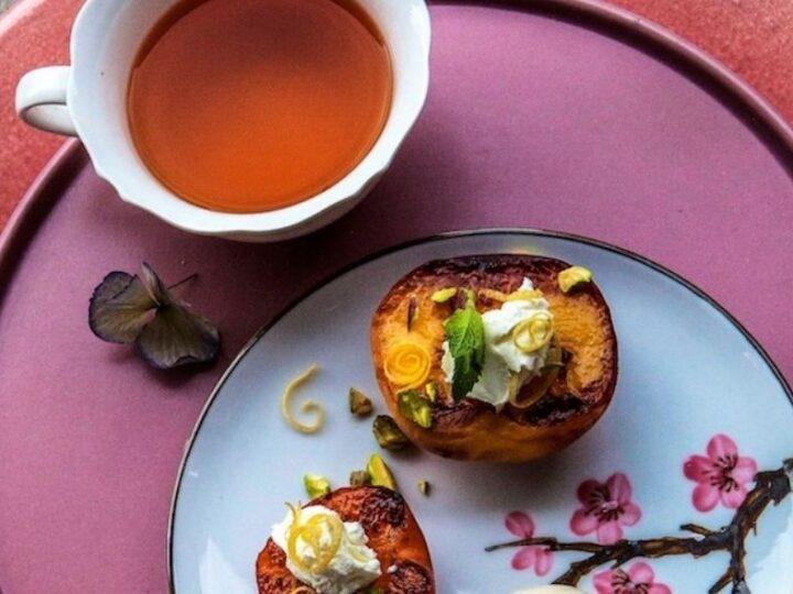 #hoedan: thee voor een non-alcoholisch diner